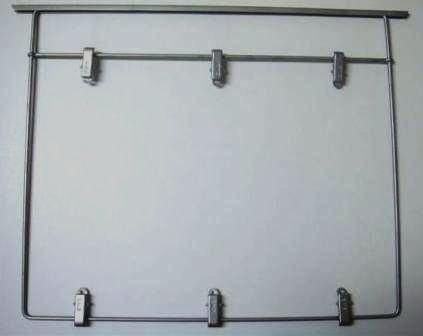Colgadura triplex para filmes de raios-X industrial