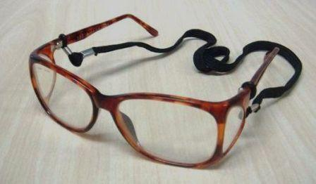 8b11169f96d94 Óculos plumbífero   Del Grandi